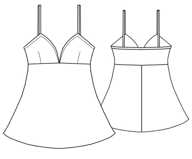 Free Soft Bralette Sewing Patterns To Get You Started With Lingerie